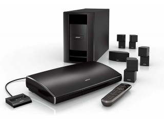 Bose Acoustimass 10 Series II Home Theater Speaker System - Black