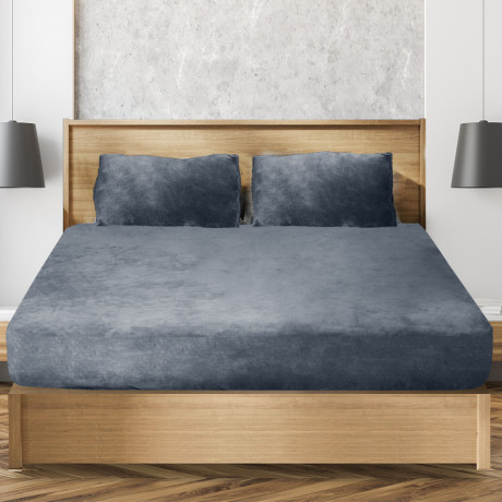 bedding-set-ultrasoft-fitted-bed-sheet-with-pillowcases-dark-grey-king-big-6