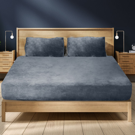bedding-set-ultrasoft-fitted-bed-sheet-with-pillowcases-dark-grey-king-big-5