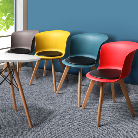 4pcs-office-meeting-chair-set-pu-leather-seats-dining-chairs-home-cafe-retro-type-3-big-5