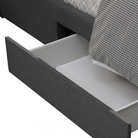 bed-frame-king-fabric-with-drawers-storage-wooden-mattress-grey-big-5
