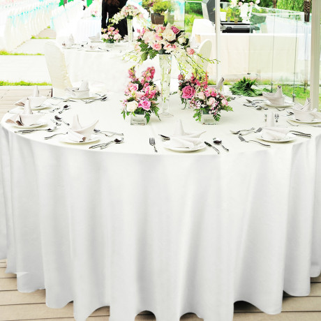 1-pc-260cm-white-round-fitted-table-cloth-hemmed-edges-trestle-event-wedding-big-2