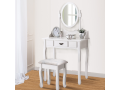 levede-dressing-table-stool-mirror-makeup-jewellery-organizer-drawer-cabinet-small-3