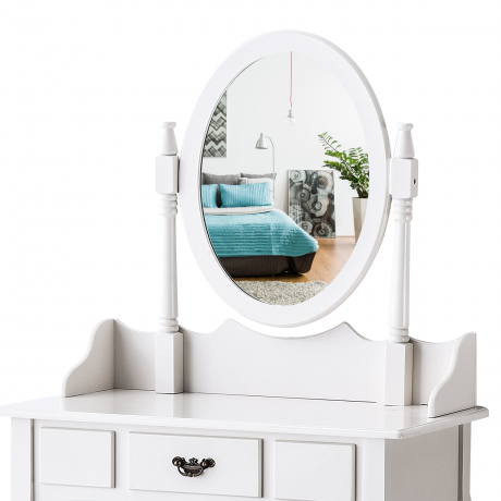 levede-dressing-table-stool-mirror-makeup-jewellery-organizer-drawer-cabinet-big-0
