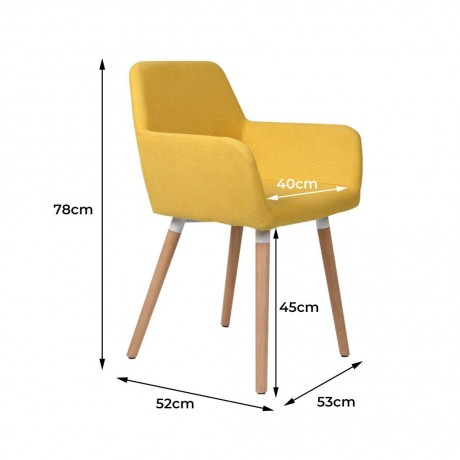 2x-dining-chairs-seat-french-provincial-lounge-contemporary-chair-yellow-big-1