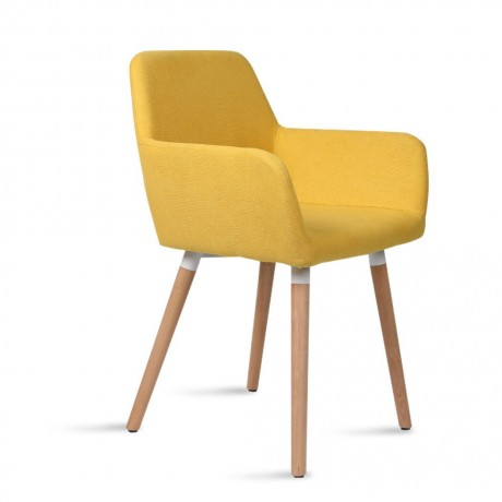 2x-dining-chairs-seat-french-provincial-lounge-contemporary-chair-yellow-big-7