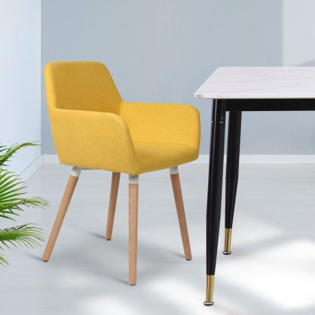 2x-dining-chairs-seat-french-provincial-lounge-contemporary-chair-yellow-big-6