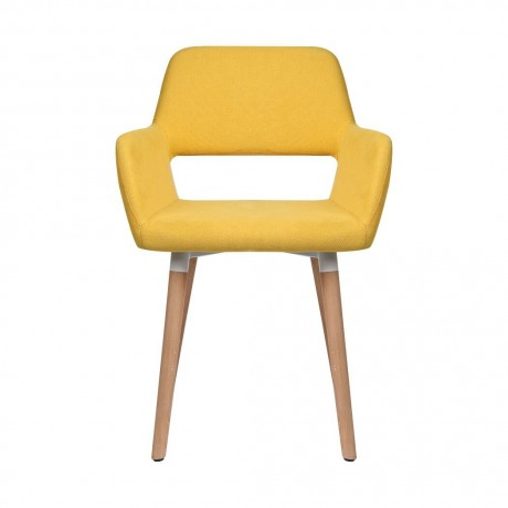 2x-dining-chairs-seat-french-provincial-lounge-contemporary-chair-yellow-big-2